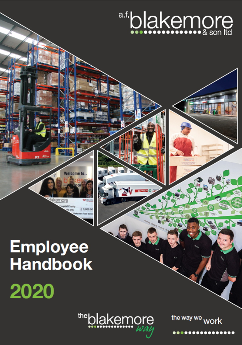 AFB employee handbook