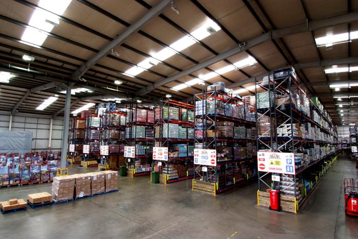 Axcess 10 warehouse