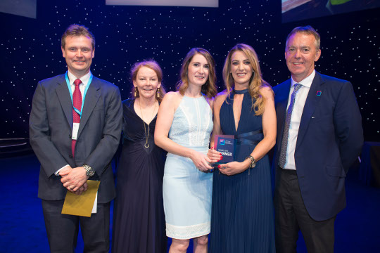 BITC Responsible Business Awards - Education Partnerships award