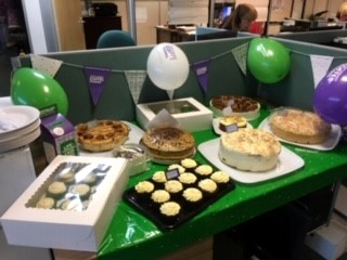 Blakemore Foodservice coffee morning