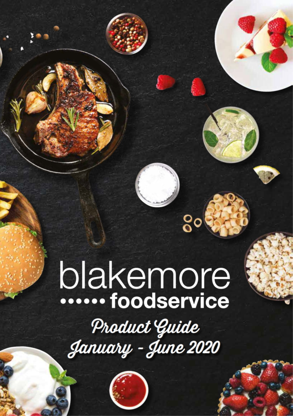 Blakemore Foodservice product guide