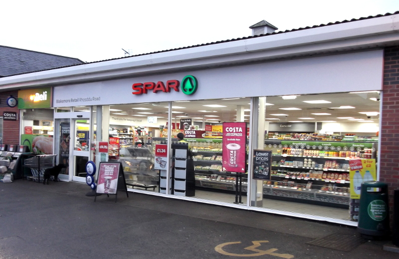 Blakemore Retail SPAR Wrexham