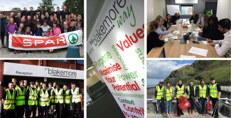 Blakemore Way values to be relaunched