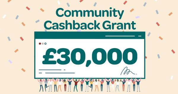 Community cashback grant scheme