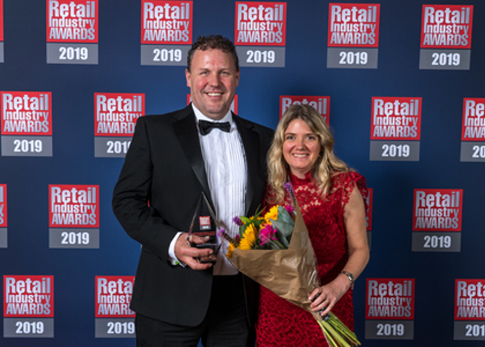 Conrad Davies - Independent Retailer of the Year