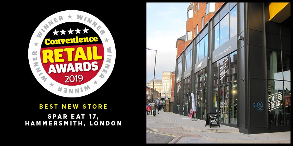 Best New Store - Eat 17 SPAR Hammersmith
