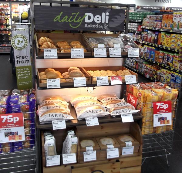 Daily Deli bakery