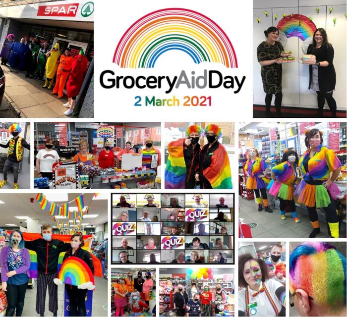 GroceryAid Awareness Day