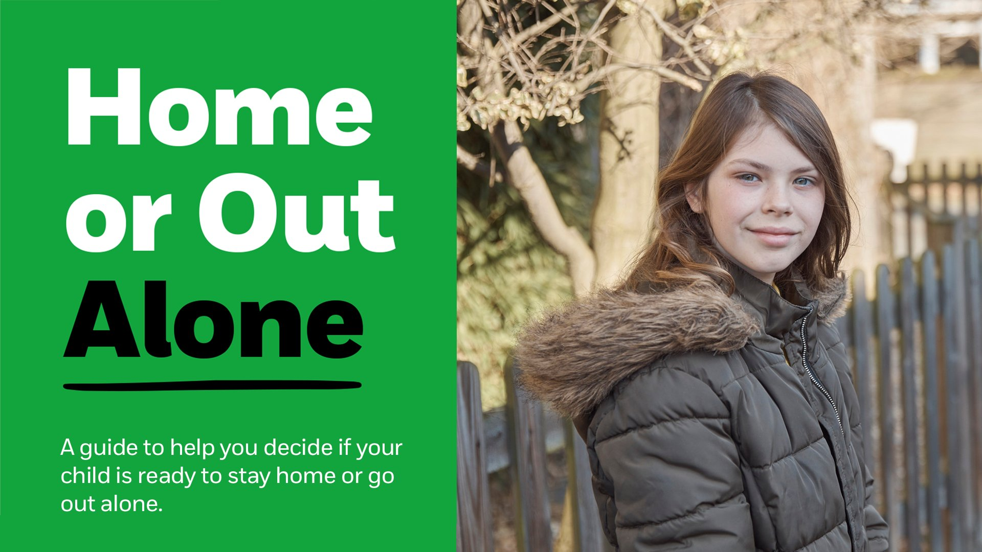 Home or Out Alone