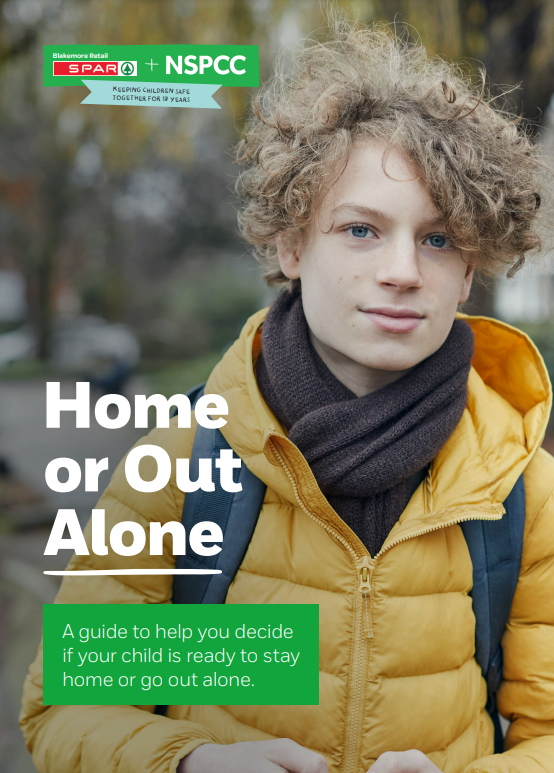 Home or Out Alone guide