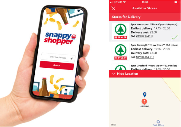 Snappy Shopper