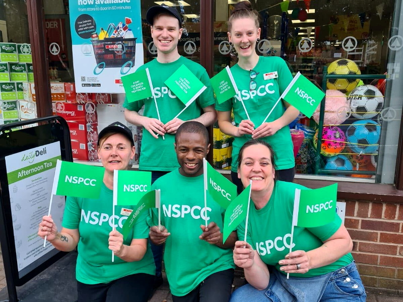 NSPCC Dress Up or Dress Down Weekend