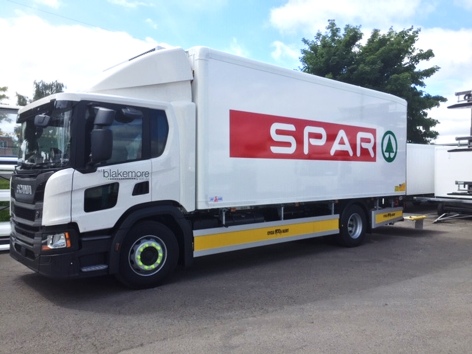 SPAR rigid