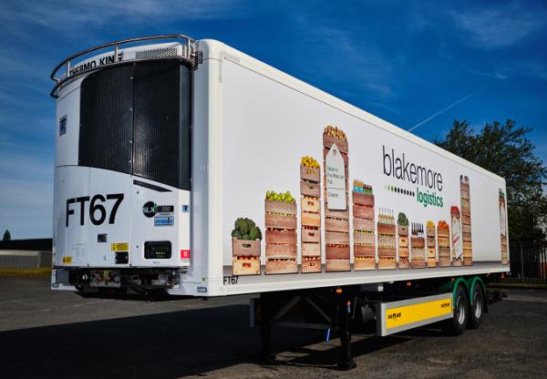 New hybrid trailer