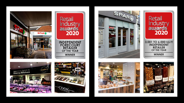 Retail Industry Awards winners