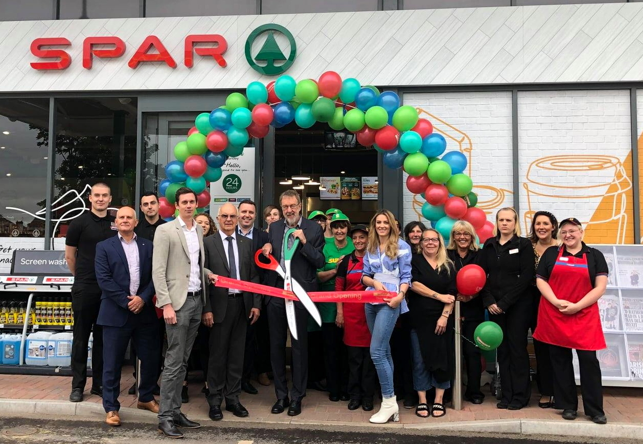 SPAR Bentley relaunch