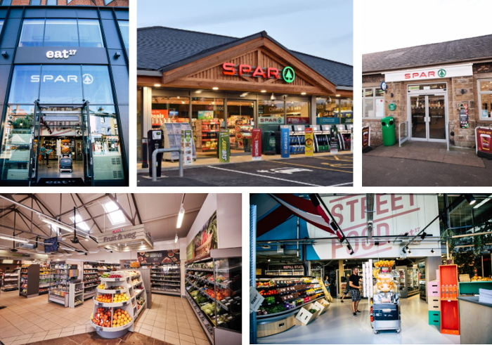 SPAR on awards shortlist