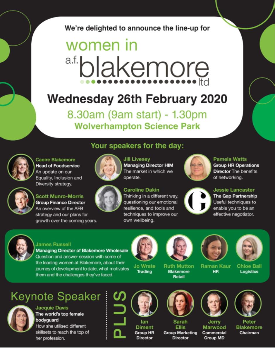 Women in Blakemore