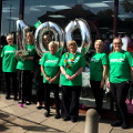 100th Anniversary Charity Birthday Party Raises £86,000 for Good Causes
