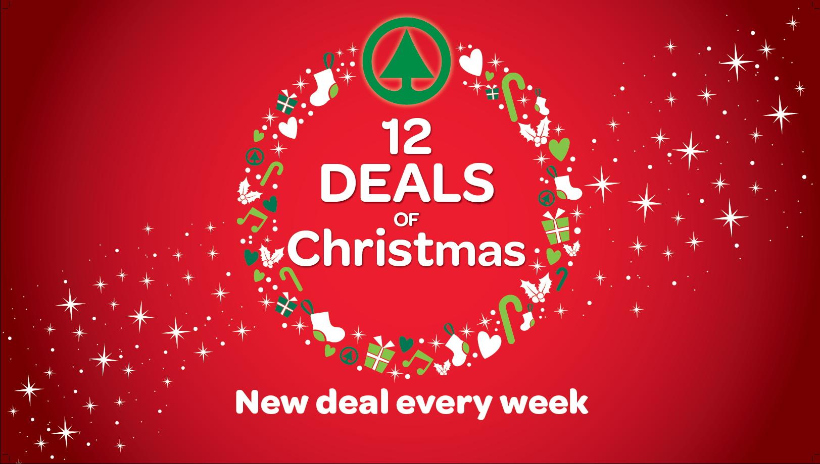 SPAR's 12 Deals of Christmas Promotion Returns for 2016