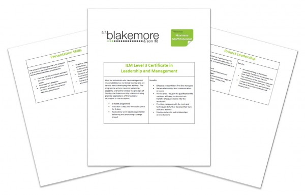 A.F._Blakemore_LD_Courses