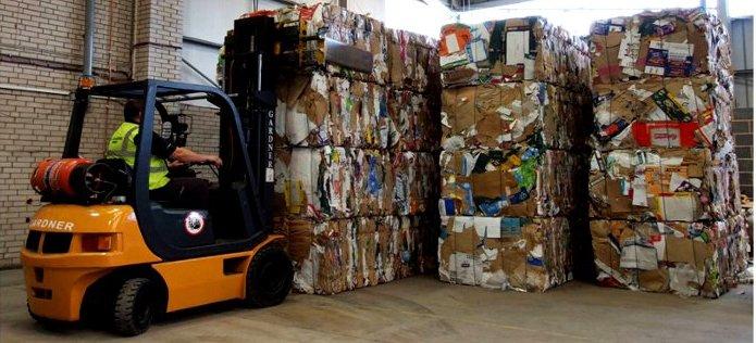 A.F._Blakemore_cardboard_recycling
