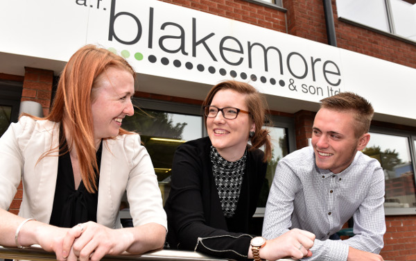 A.F._Blakemore_head_office_Willenhall
