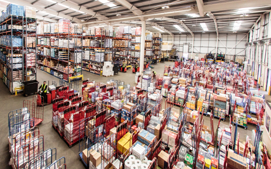 A.F._Blakemore_warehousing_and_distribution_careers