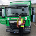 Drivers Celebrate Warehouse to Wheels Success
