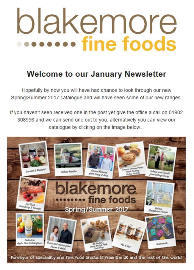 Blakemore_Fine_Foods_e-newsletter