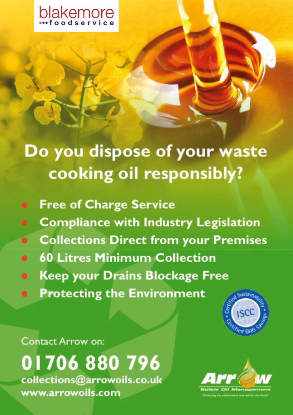 Blakemore_Foodservice_Oil_Recycling_Flyer