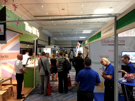 Blakemore_Foodservice_at_LACA_Main_Event