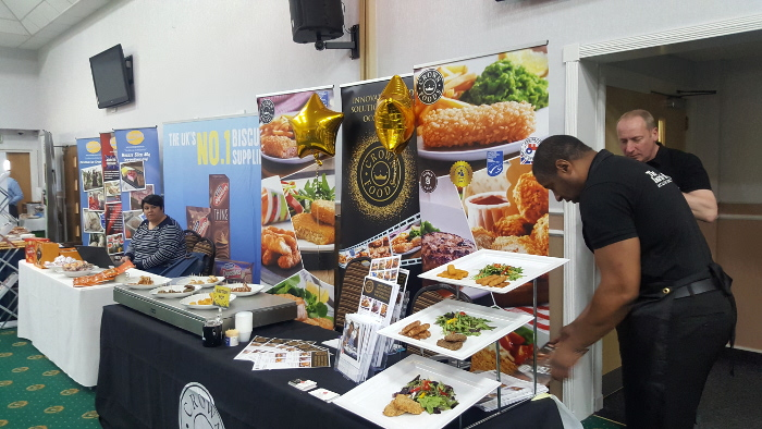 Blakemore_Foodservice_trade_show