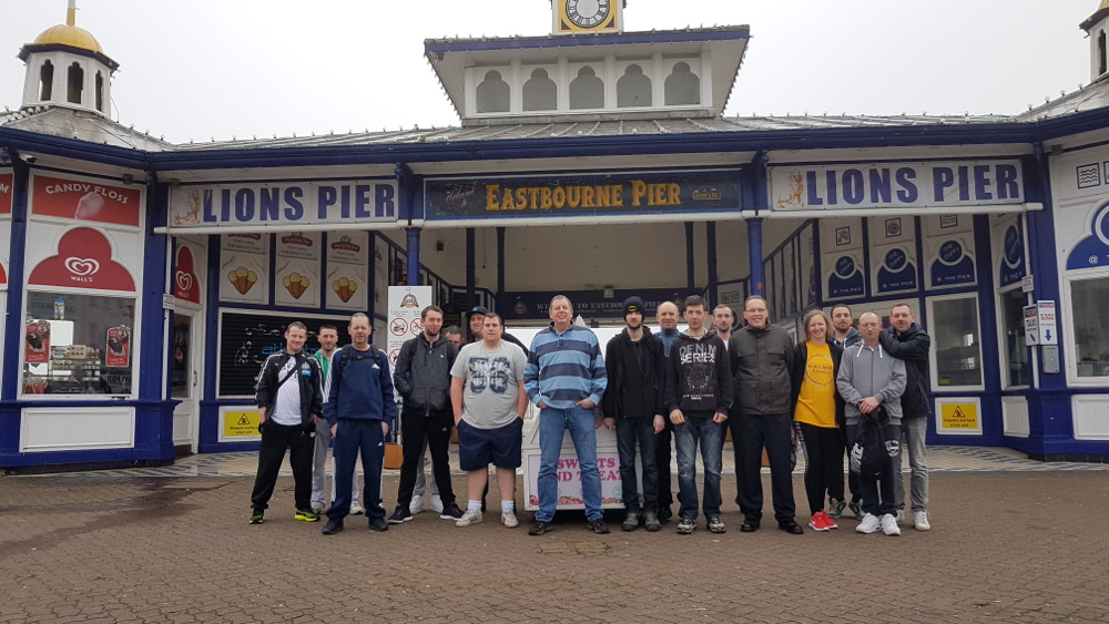 Blakemore_Logistics_Pier_to_Pier_Fundraiser_-_at_Eastbourne_Pier