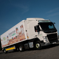 New Blakemore Logistics Livery Hits the Road