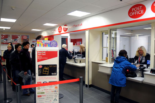Blakemore retail post offices - Post office us post office ...