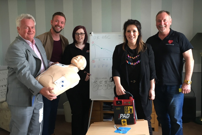 Blakemore_Retail_colleagues_attend_defibrillator_training