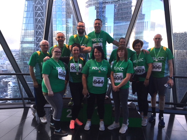 Blakemore_Retail_colleagues_raise_£2,800_taking_on_the_Gherkin_Challenge
