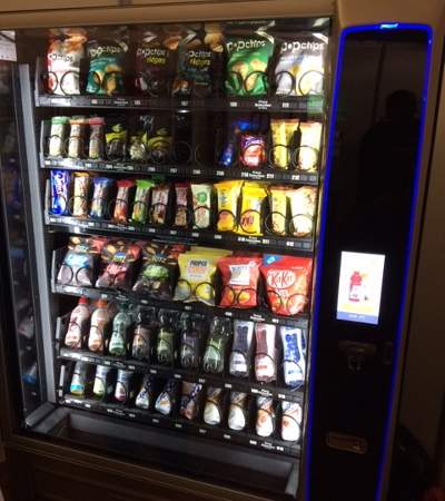 vending machine trade show