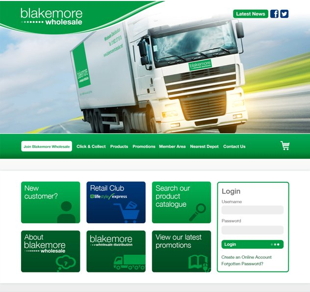 Blakemorewholesale.net_coming_soon