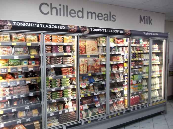 Chilled_meals_at_SPAR_Bakewell