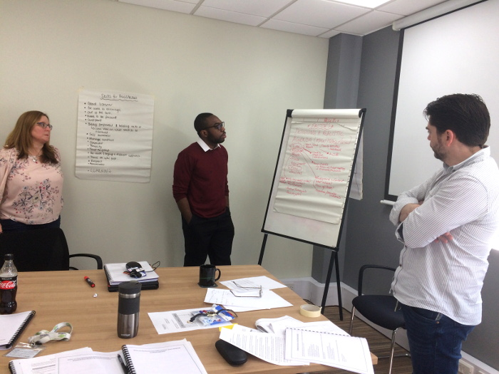 New Facilitation Skills Course Piloted