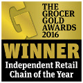Blakemore Retail Wins Best Independent Retail Chain at the Grocer Gold Awards