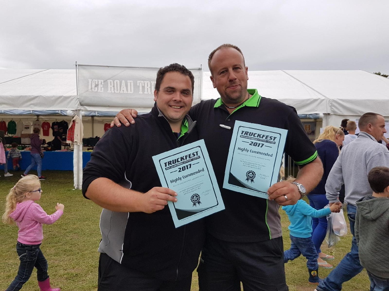 Luke_and_Anthony_from_Blakemore_Logistics_at_Truckfest