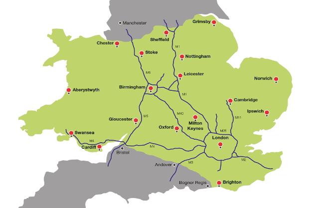 Meridian_Welsh_Guild_area_map