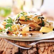 Pasta style salad