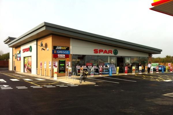 SPAR Fairfield store refit
