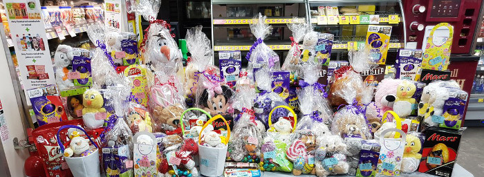 SPAR_Holmewood_hosts_a_tombola_to_raise_funds_for_the_NSPCC