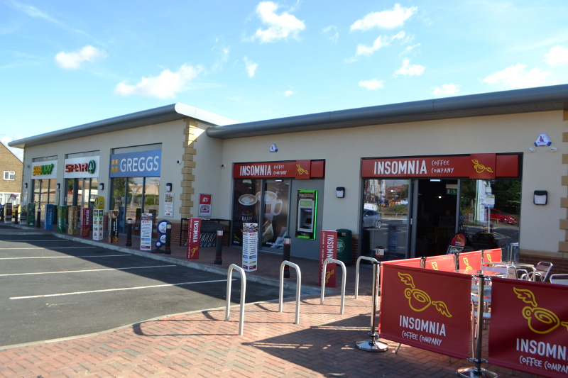 SPAR_Thurcroft_launches_new_Insomnia_Coffee