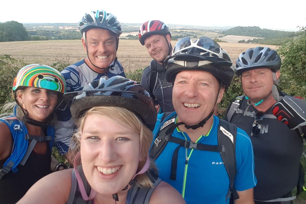 South_Downs_bike_ride